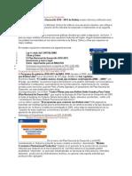Análisis Del Plan Nacional de Desarrollo