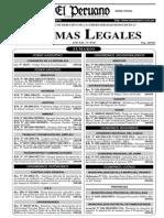 Ley 28237 Codigo Procesal Constitucional