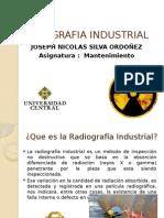 Radigrafia Industrial Ensayos No Destructivos