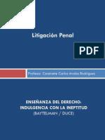 Litigación Penal [Constante Ávalos]