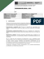 Programación Anual 2015 Ceba-cuarto.