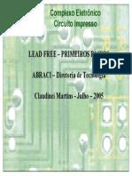 Lead Free Abraci Divulgacao Julho 2005