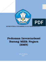 Pedoman Inventarisasi BMN Kemendikbud 2015