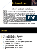 Introduccion contabilidad gestion