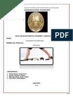 Informe Final Flexitaco (Investigacion de mercado)