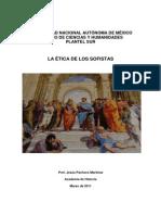 Lect. 1 La Ética de Los Sofistas