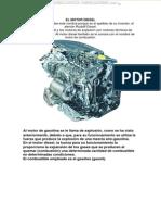 Manual Motor Diesel Historia Principios Partes Componentes Funcionamiento Sistemas