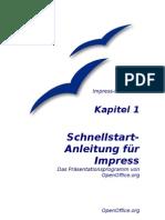 OpenOffice Impress - Handbuch - Kapitel 1