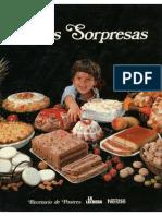 Dulces Sorpresas Nestlé Lechera