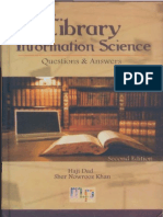 A Guide to Library & Information Science