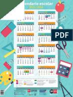 Calendario Escolar 15-161