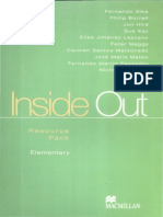 Inside Out Elementary Resources