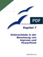 OpenOffice Impress - Handbuch - Kapitel 7