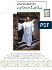 Easter Devotional Binder. Christ's Last Week