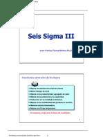 Seis Sigma III