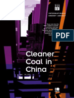 (2009) OECD.iea, Cleaner Coal in China, Coal_china2009
