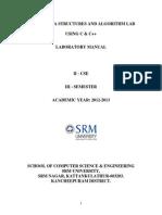 CS0213-Data structures and algorithms lab using c & c++ (1)