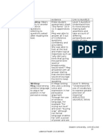 learner profiles and lesson plans