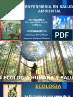 Ecología Humana Ambiental Diapos