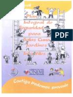 Plan Integral de Seguridad Para Salas Cunas y Jardines In Fan Tiles