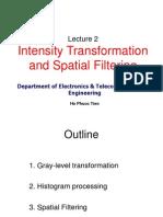 IP 2 Spatial Filtering