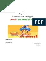 Amul Report