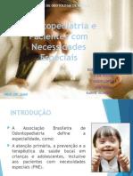 Odontopediatria - Pacientes com Necessidades Especiais