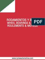 03c Rodamientos y Bujes Rymeautomotive 2015