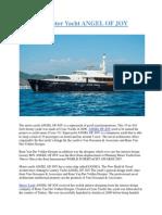 The Motor Yacht Turkey