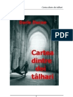 Cartea Dintre Doi Talhari 2008
