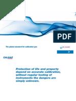 Calgaz Company Brochure