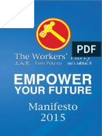 Workers' Party Manifesto 2015