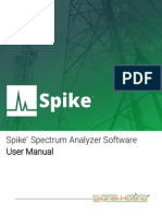 Spike User Manual