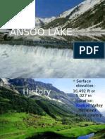 Ansoo Lake