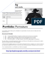 1 portraiture project brief 2015-2016