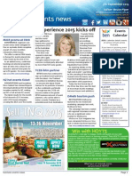 Business Events News for Mon 07 Sep 2015 - Luxperience, Thailand, Cosmos groups, CINZ, Ben on BEN and more