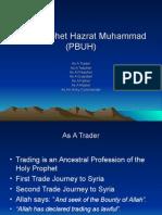Holy Prophet Hazrat Muhammad PBUH