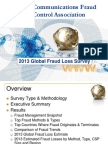 Global Fraud Loss Survey2013