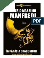 Valerio Massimo Manfred - Imparatia dragonilor.pdf