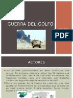 Guerra del Golfo