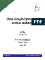 083 Zhen Gao Software for Analysis