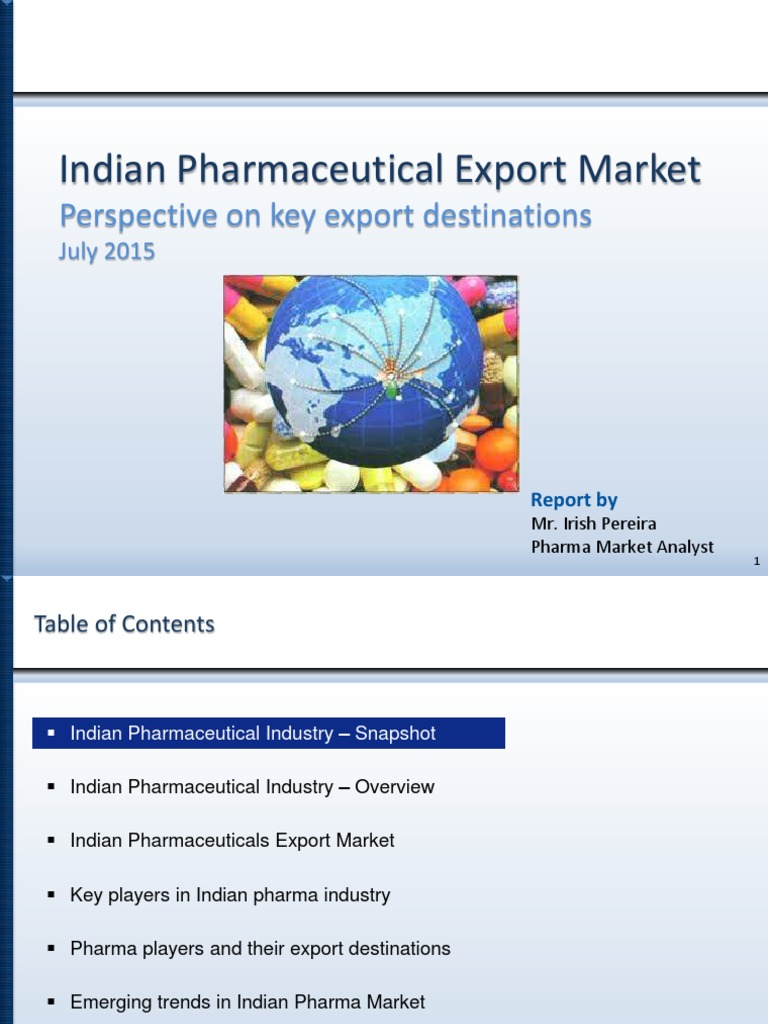 indian pharma market