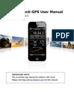 MotionX GPS Manual
