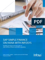 SAP Simple Fin HANA