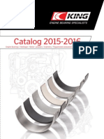 King Engine Bearings Catalog 2015
