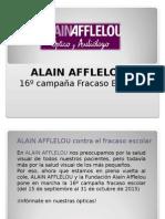 Alain Afflelou gradúa y regala gafas a los niños entre 5-7 años