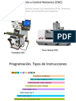 Practicas Introduccion CNC