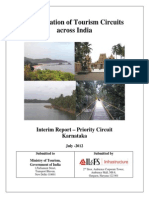 Interim Report – Travel Circuit Karnataka July -2012