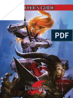 DragonAge Set2 PlayerS Guide