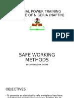 8.SAFE WORKING METHODS.ppt